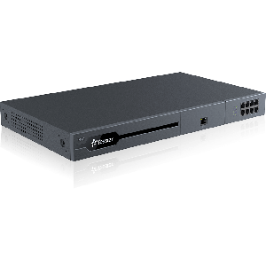 Yeastar s50 IP PBX with 49 Yealink IP Phones t21p and One Console T27G Package